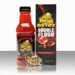 High Voltage Detox - Double Flush Liquid and Capsules Combo - Pomegranate